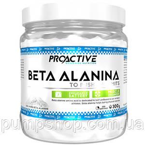 Бета-аланин ProActive Beta Alanine 300 г (уценка)