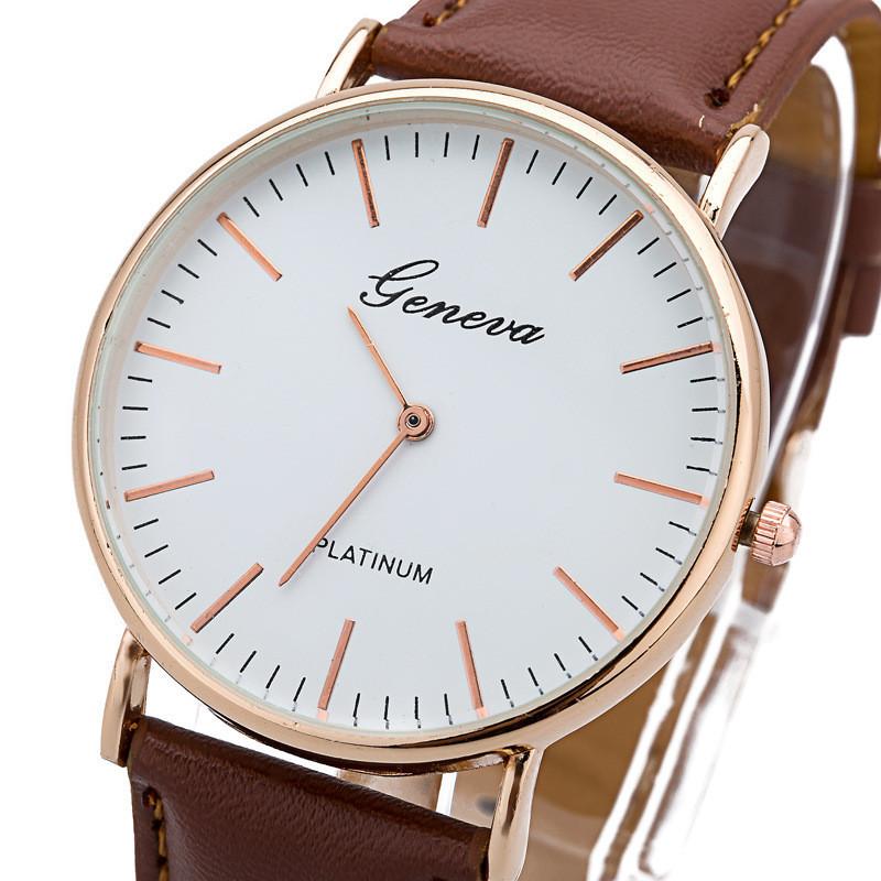 Женские наручные часы Geneva Platinum