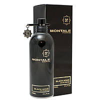 Montale paris black aoud, женские духи монталь 100 мл, очень стойкие, новероятный аромат
