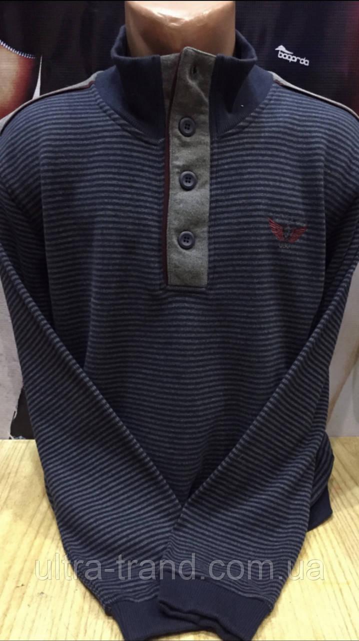 Стильный мужской турецкий свитер Bagarda