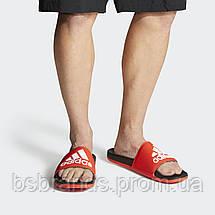 Мужские шлепанцы adidas Adilette Cloudfoam Plus Logo F34722 (2020/1), фото 3