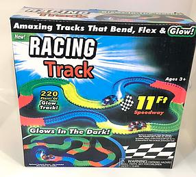 Игрушечная дорога MAGIC RACING TRACK 220 деталей