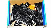 Парктроник на 4 датчика черный, фото 1