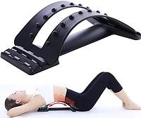 Массажер-мостик для спины и позвоночника Back Magic Support