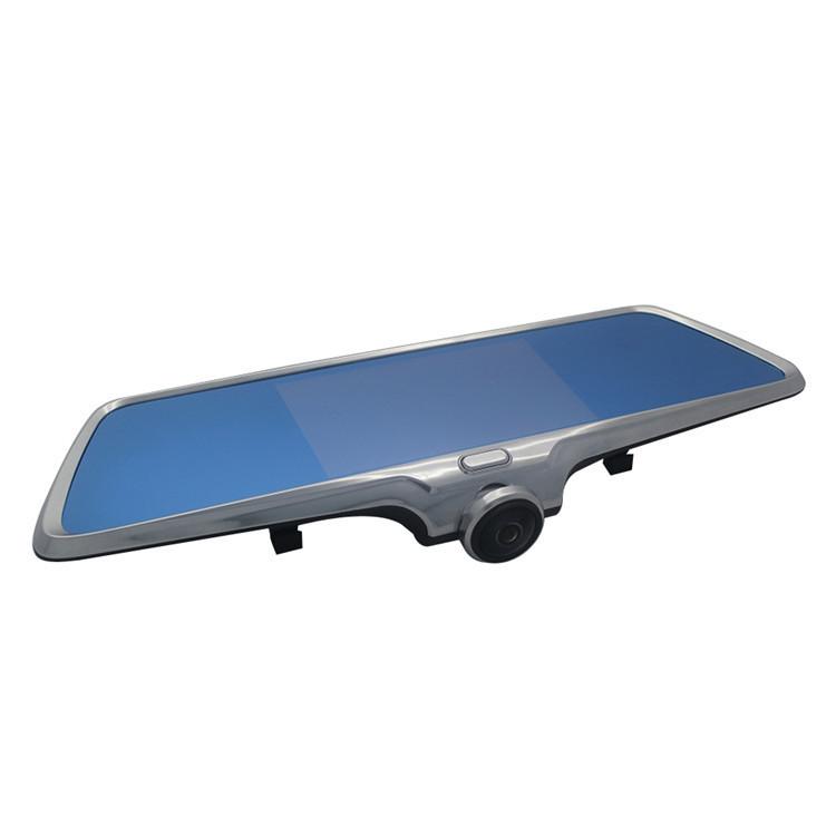 Авторегистратор зеркало K15 360 грудусов + камера заднего вида, сенсорный экран