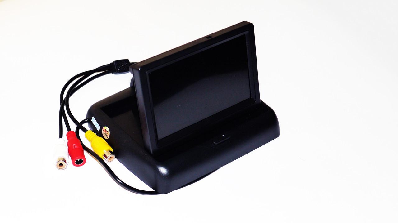 4.3'' складной монитор для камеры заднего вида