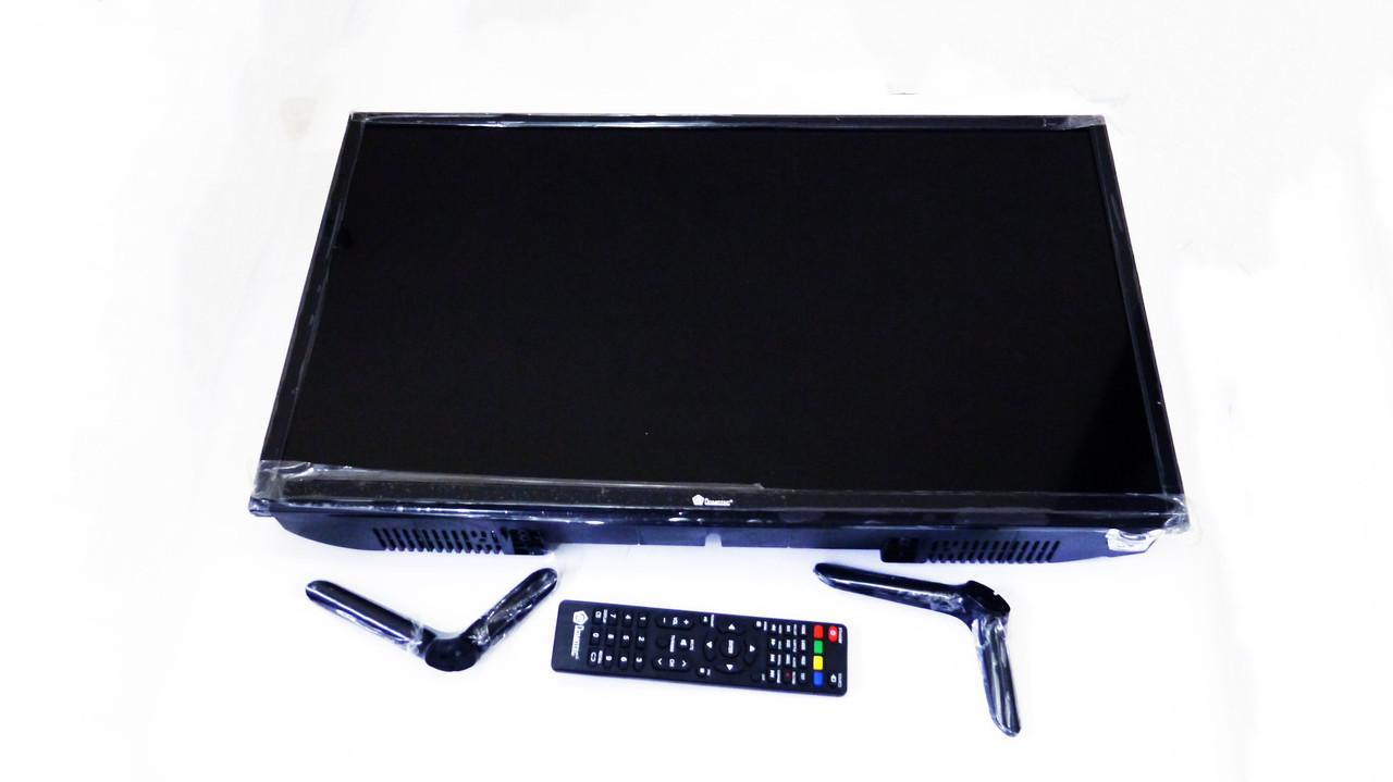 """LCD LED Телевизор Domotec 24"""" DVB - T2 12v/220v HDMI IN/USB/VGA/SCART/COAX OUT/PC AUDIO IN"""