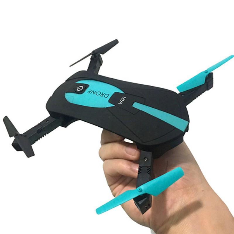 Квадрокоптер JY018 Селфи дрон - складаний квадрокоптер з камерою WiFi