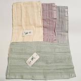 Качественные махровые полотенца  70*35см, фото 4