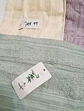 Качественные махровые полотенца  70*35см, фото 5