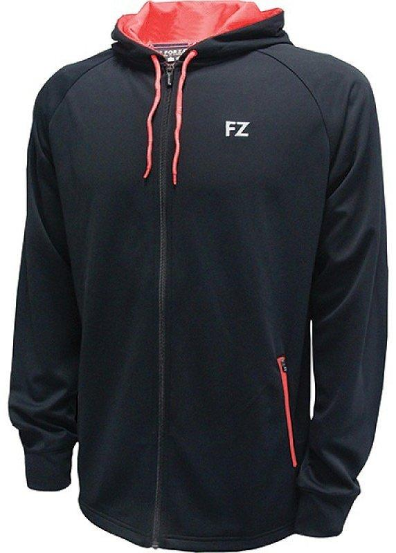 Спортивна кофта FZ FORZA Laban men's Black Jacket