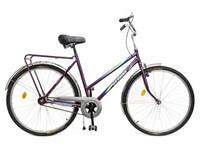 Велосипед дорожний открытая рама 28 Украина Люкс 65 CZ бордовый 111-461/02805 (шт.)