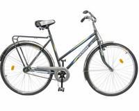 Велосипед дорожний открытая рама 28 Украина Люкс 65 CZ серый мет. 111-461/02805 (шт.)