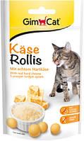 418674 GimCat Käse Rollis ласощі з сиром мультивитаминное, 425гр/850шт