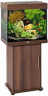 Тумба для аквариума Juwel Lido 120, темно-коричневая.