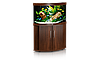 Тумба для аквариума Juwel Trigon 190, темно-коричневая.