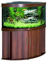 Тумба для аквариума Juwel Trigon 350, темно-коричневая.