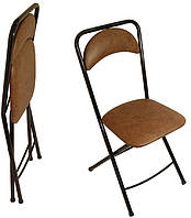 Компактный складной стул 380х480х860