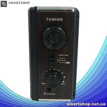 Радиоприемник GOLON RX-9966UAR - Большой портативный радиоприёмник - колонка MP3 с USB и аккумулятором, фото 3