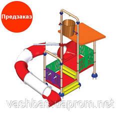 Arihant Комплекс водных горок Arihant WAPS 2B (6.5х6.0 м)