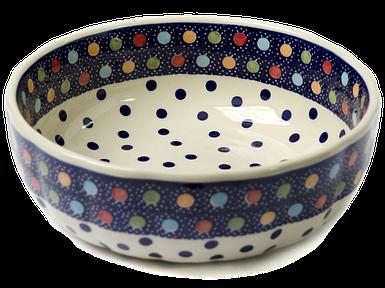 Большая керамическая миска / салатник AGATA 28 Montpensier