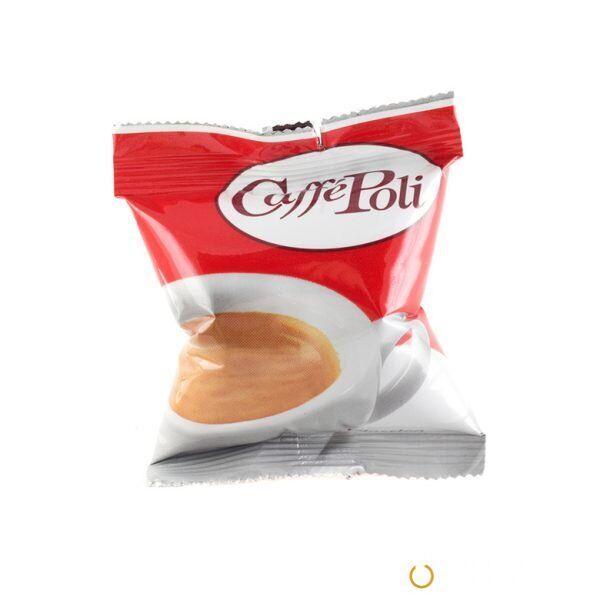 Кофе в капсулах Caffe POLI - Gusto Classico 100шт
