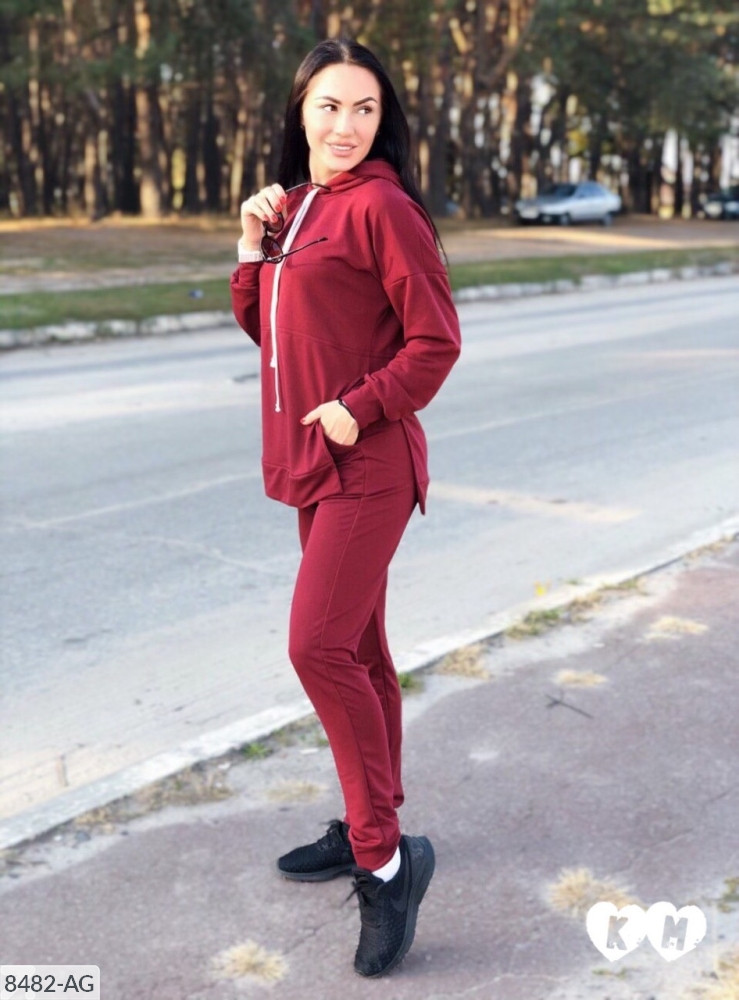 Спортивный костюм 8482-AG