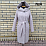 Стильное весеннее женское пальто от производителя, фото 8