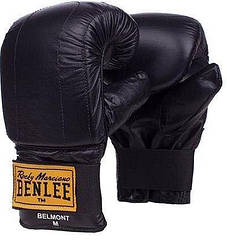 Перчатки снарядные Benlee Belmont (черные)