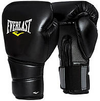 Боксерские перчатки Everlast Protex2 Training Boxing Gloves Black