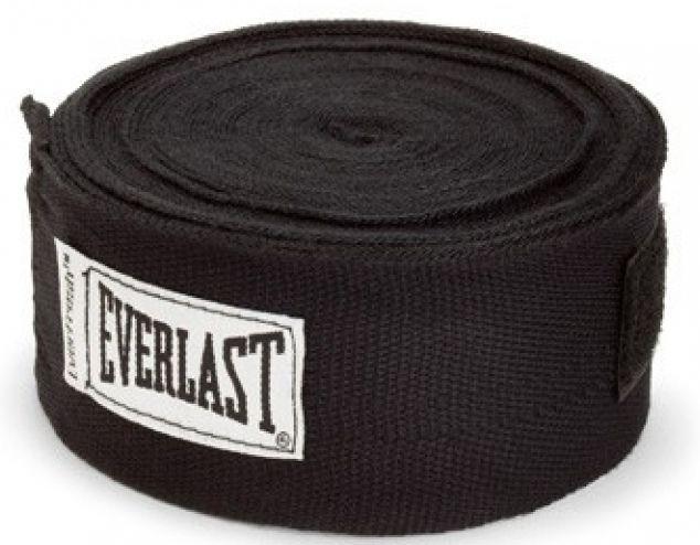"""Бинты боксерские Everlast Hand Wraps 180"""" 4,6 м"""