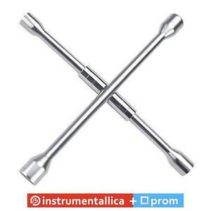 Ключ балонный крестовой 17мм x 19мм x 21мм x 22мм AEAQ2214 Toptul складной