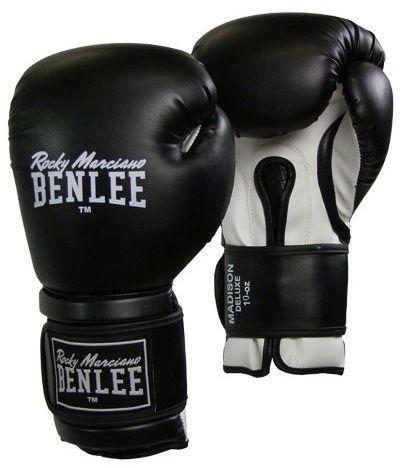 Боксерские перчатки Benlee Madison Deluxe