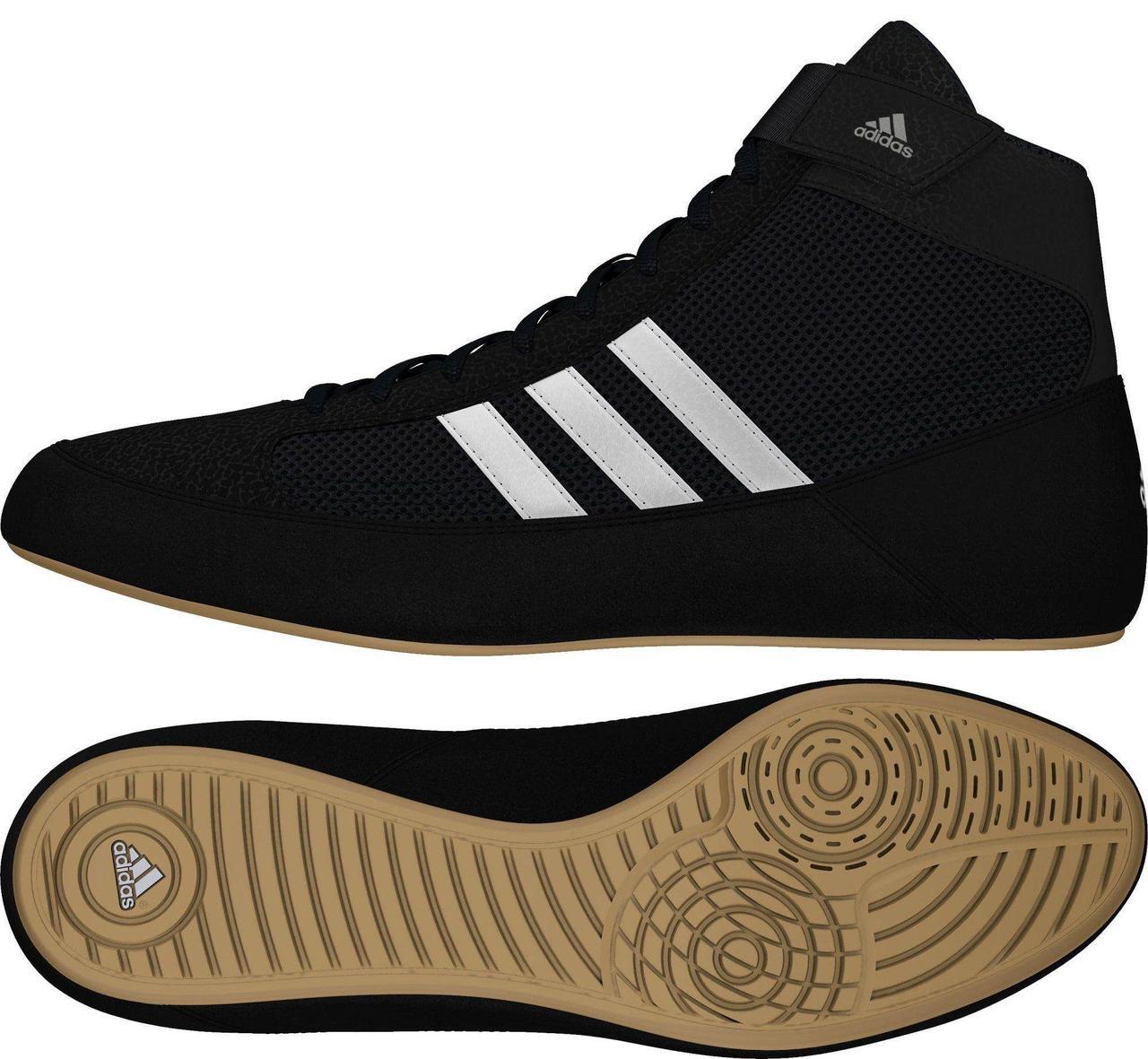 Борцовки Adidas Havoc черные