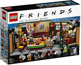 Lego Ideas Центральный парк Кафе Друзей 21319