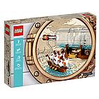 Lego Ideas Корабль в бутылке 21313, фото 2