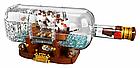 Lego Ideas Корабль в бутылке 21313, фото 3