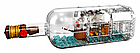 Lego Ideas Корабль в бутылке 21313, фото 5