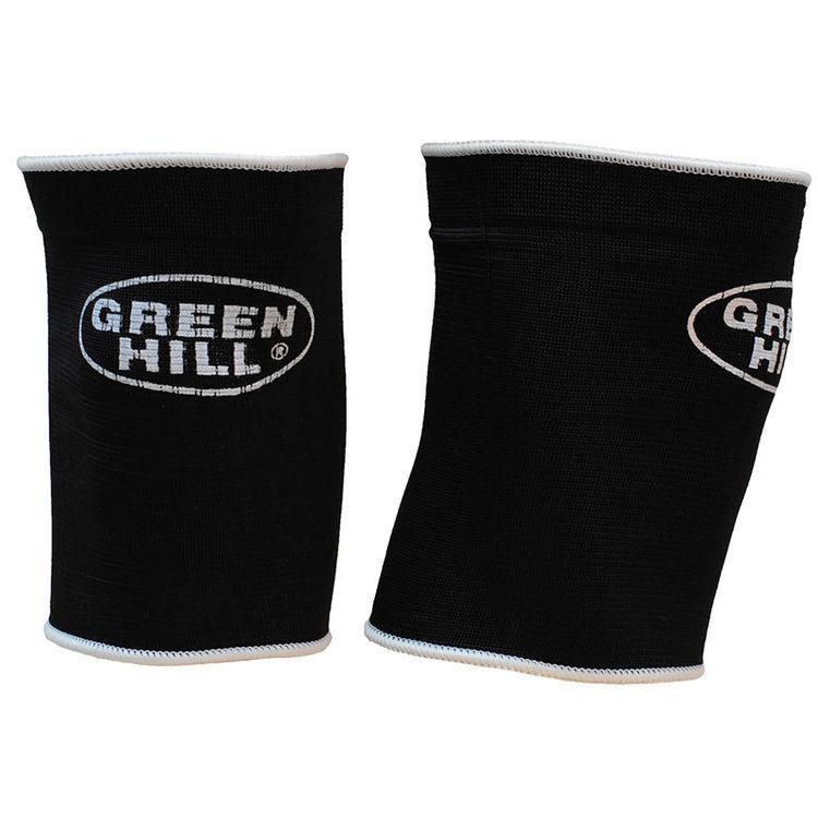 """Защита на колено медицинская """"SS-6127"""" Green Hill (черная)"""