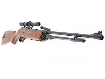 Пневматична гвинтівка KANDAR B3 HARD 4,5 mm 280 m/s оптика Kandar 4x20