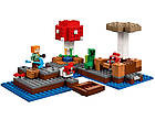 Lego Minecraft Грибной остров 21129, фото 4
