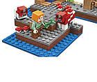 Lego Minecraft Грибной остров 21129, фото 7