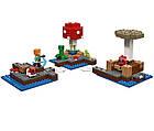 Lego Minecraft Грибной остров 21129, фото 9
