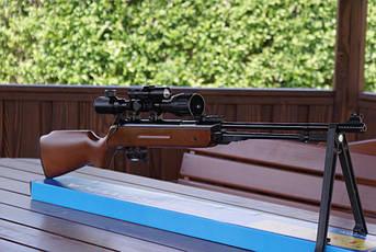 Воздушка Kandar HARD 4,5 mm  оптика 3-9x40 Польша