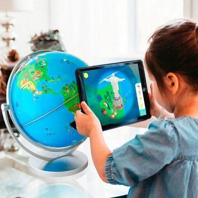 Обучающая игрушка с дополненной реальностью – ГЛОБУС ORBOOT