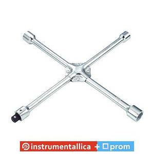 Ключ балонный крестовой 17мм х 19мм х 21мм х 22мм 681B400 Force с съемным переходником 1/2