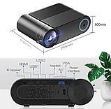 Мультимедийный проектор LED YG550 WIFI, фото 5