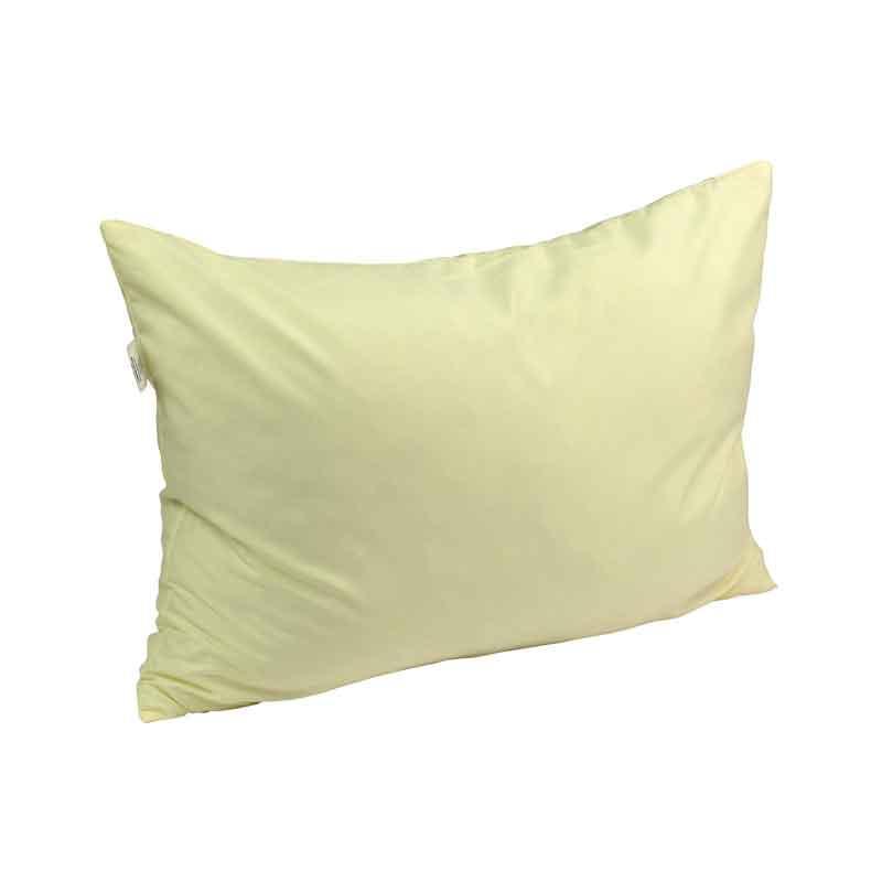 Подушка Руно Силиконовые шарики 50х70 Молочная