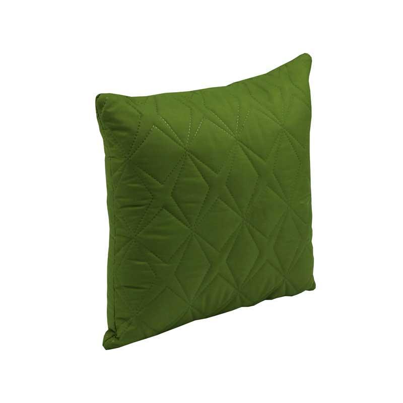 Подушка Руно Декоративная Зеленая звезда