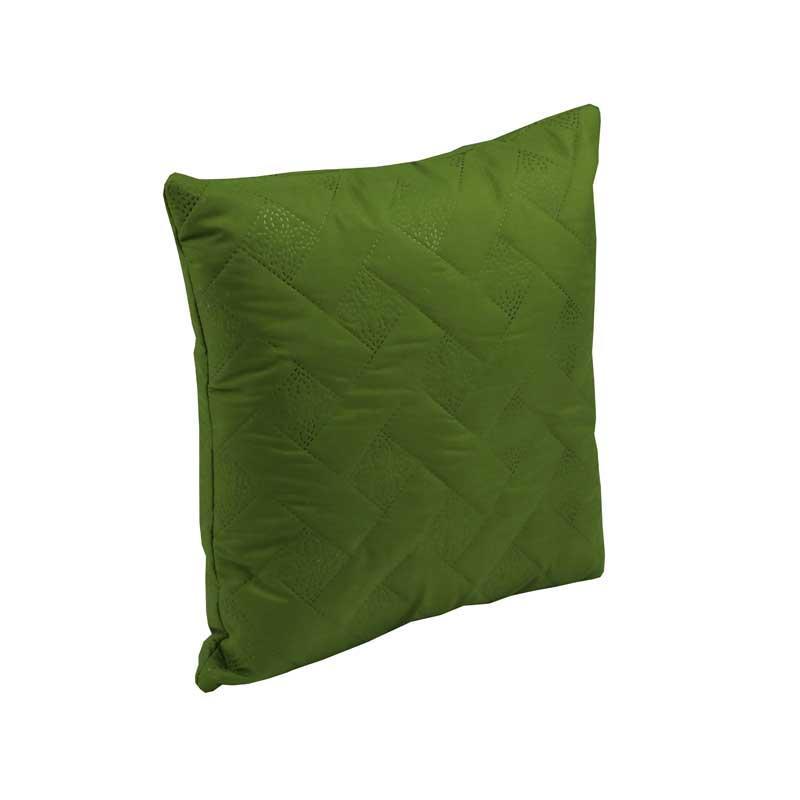 Подушка Руно Декоративна Зелена лілія